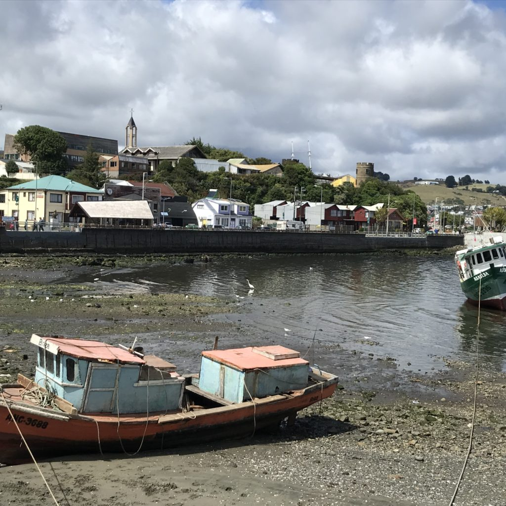 How to visit Chiloé Island: Ancud.