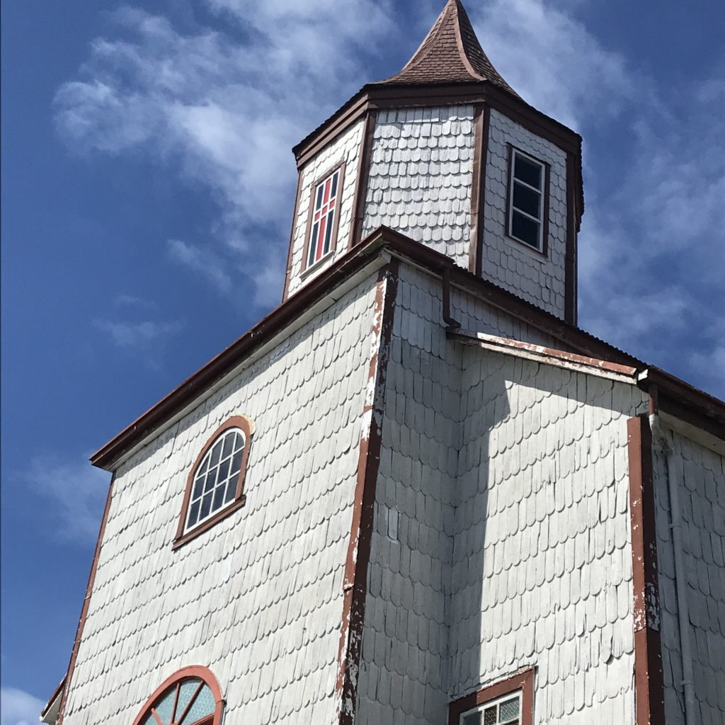 How to visit all the churches on Chiloé Island- there are so many!