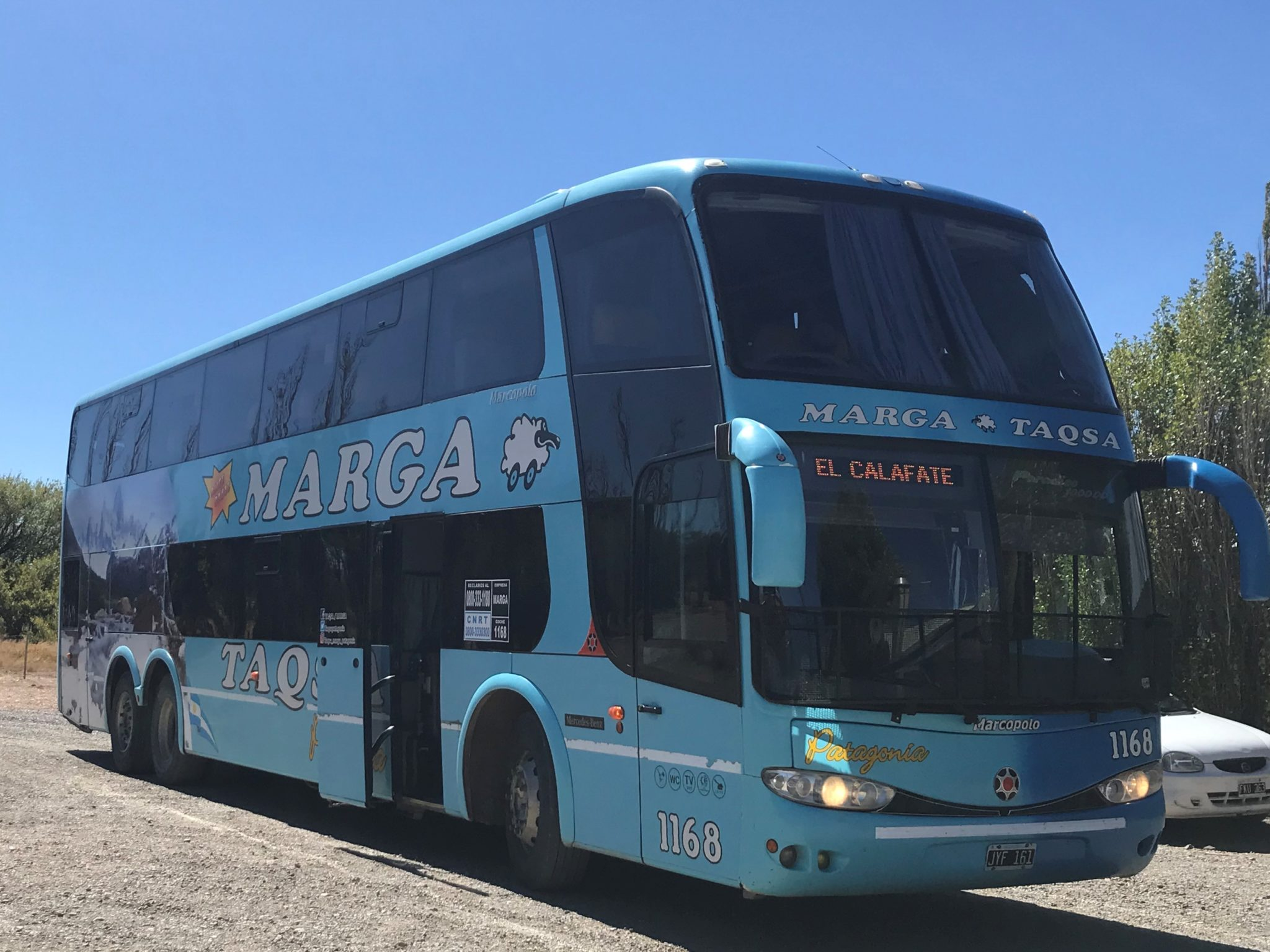 BEST Guide: Bus from Bariloche to El Calafate