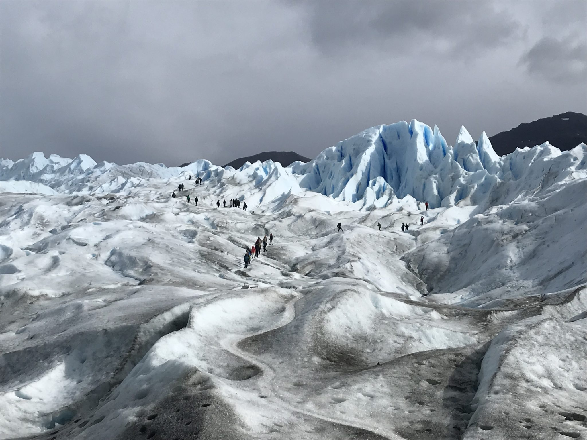 Minitrekking the Perito Moreno Glacier