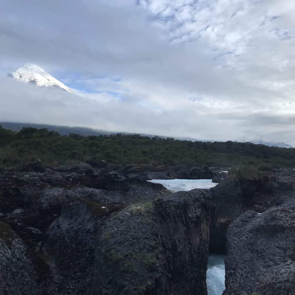 Petrohue Falls.