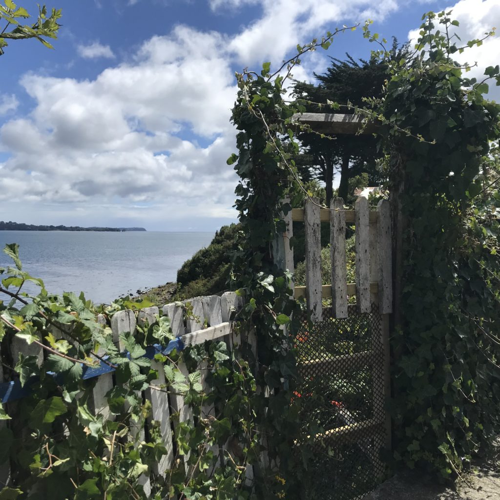 View from Ancud.