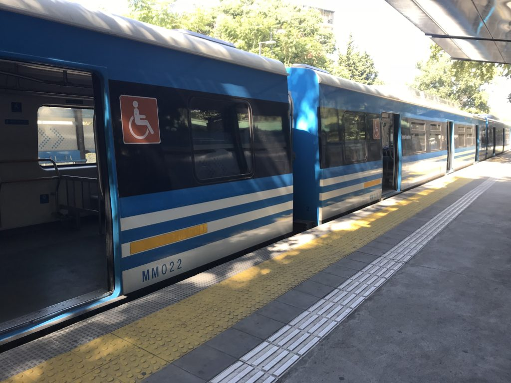 How to visit Tigre Delta by train.