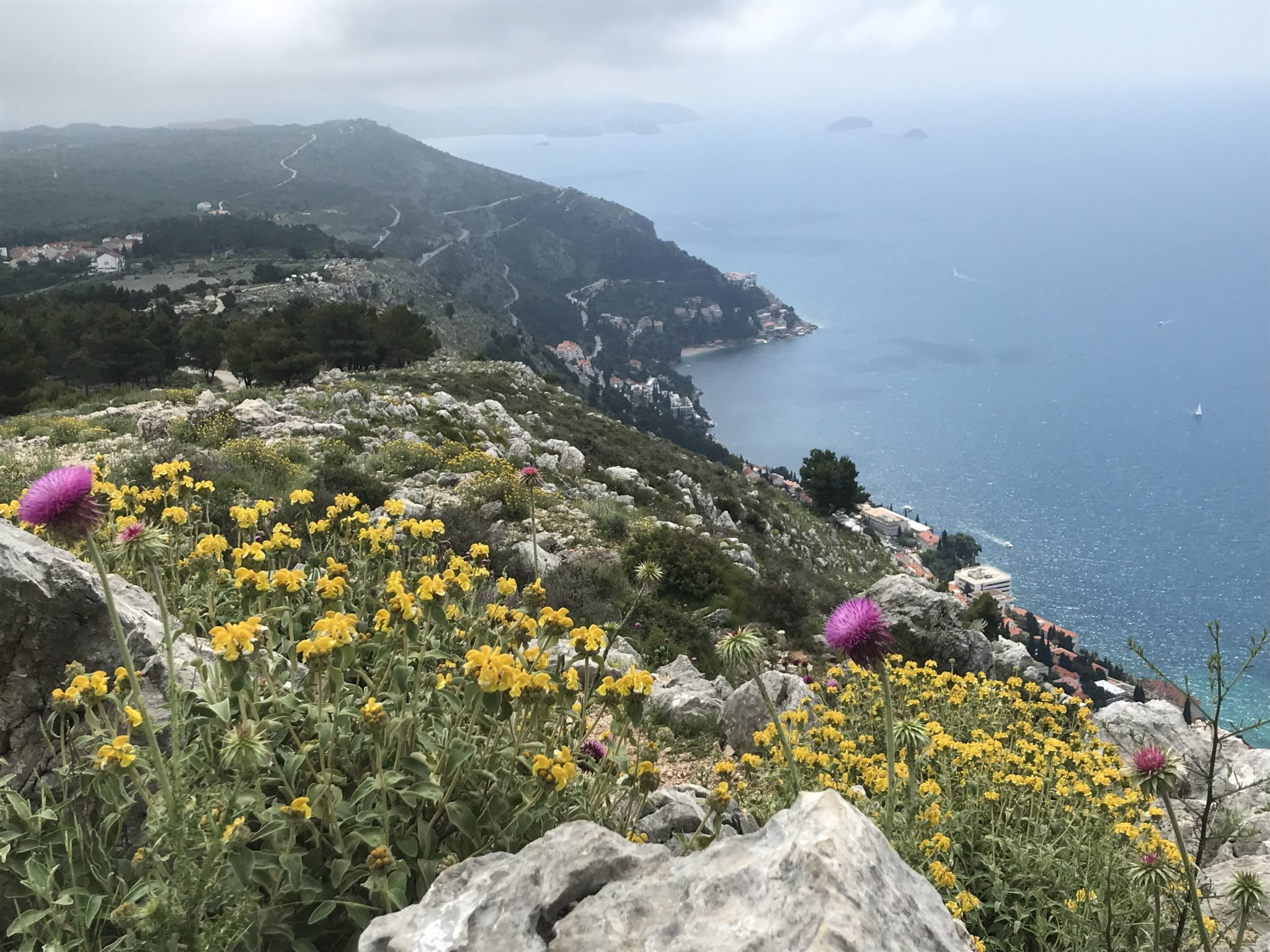 Mount Srđ Hike: The Secret Path with the BEST Views