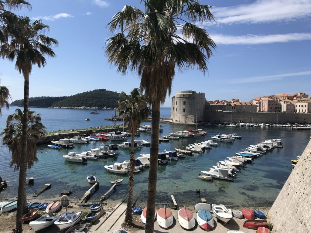 The port of Dubrovnik is a launch point for a variety of water-based things to do in Dubrovnik, Croatia.