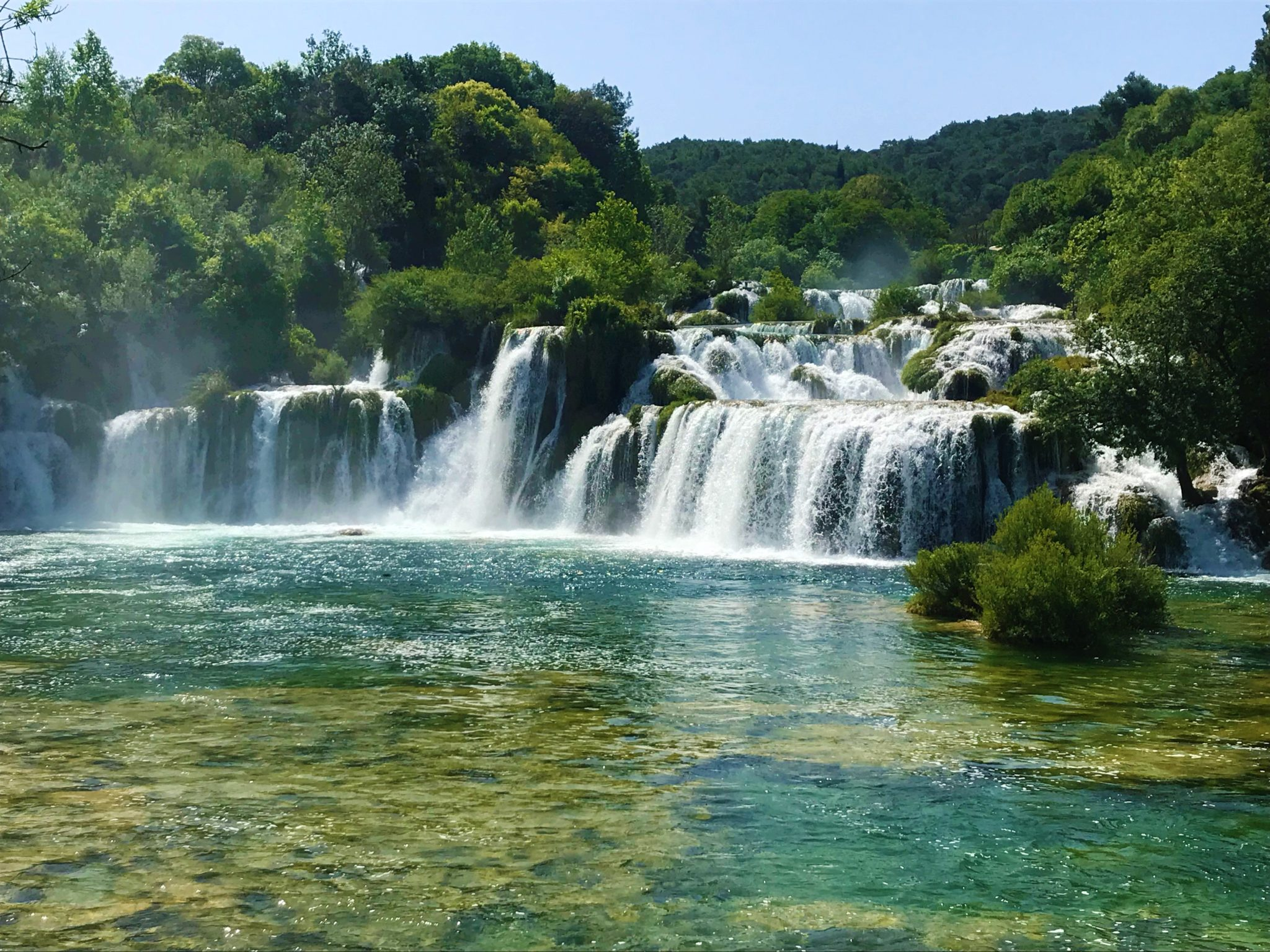 Wheelchair Accessibility at Krka National Park