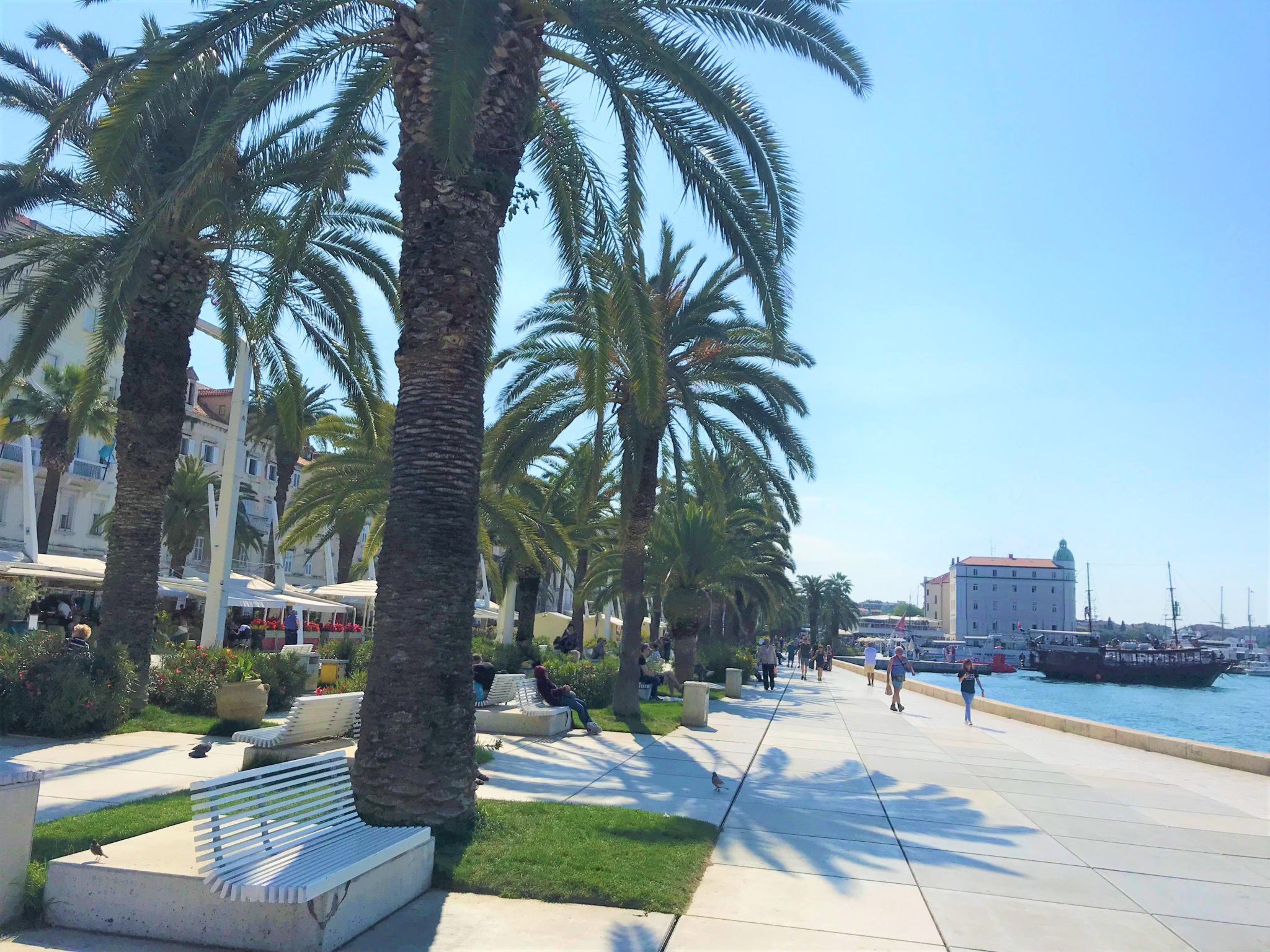 Wheelchair Accessible Guide to Split, Croatia