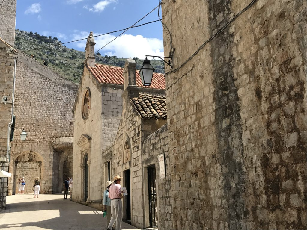 Starting your 3 days in Dubrovnik with a walking tour is a great option.