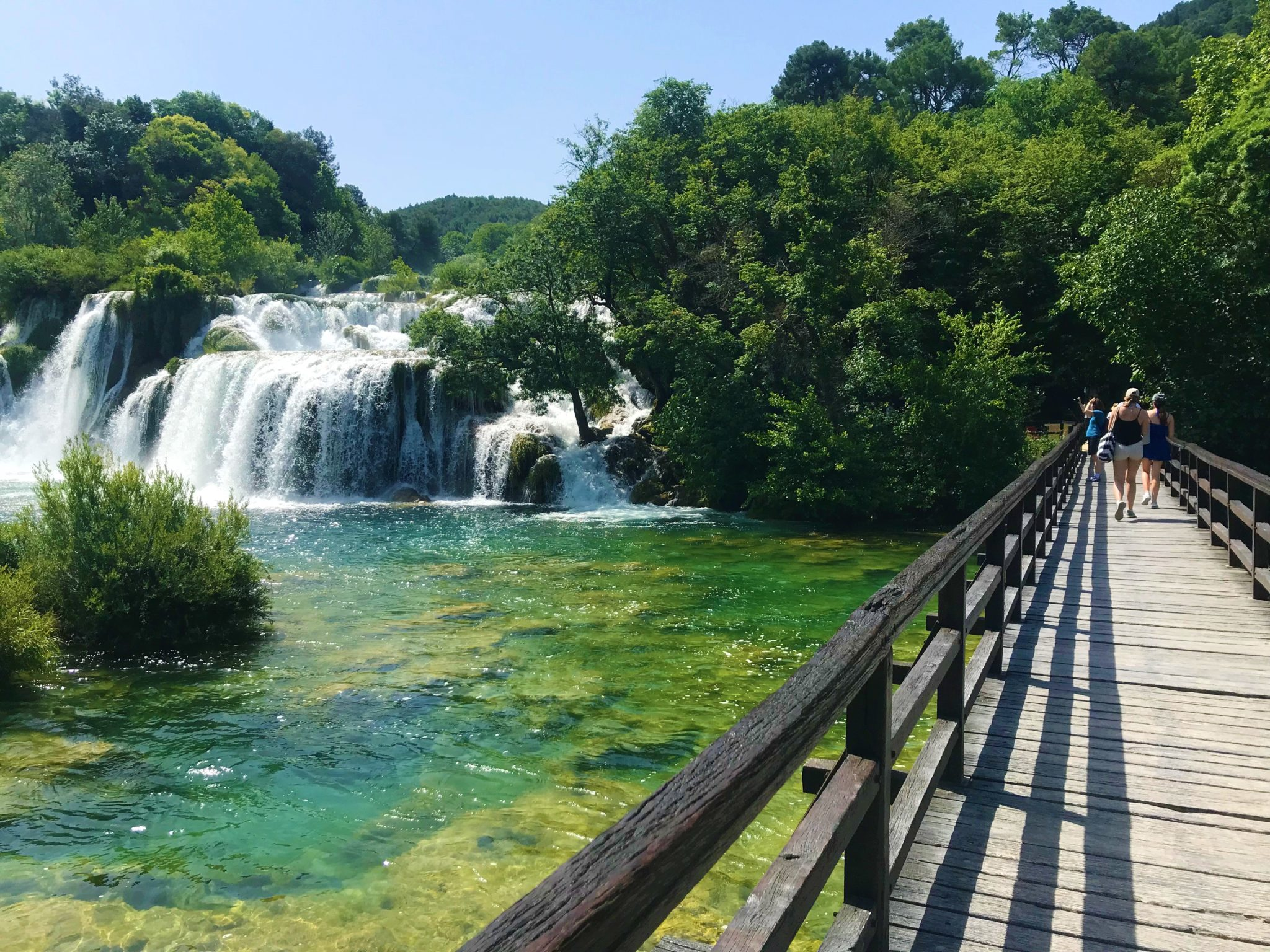 Krka or Plitvice: The Best Croatian Waterfall Experience
