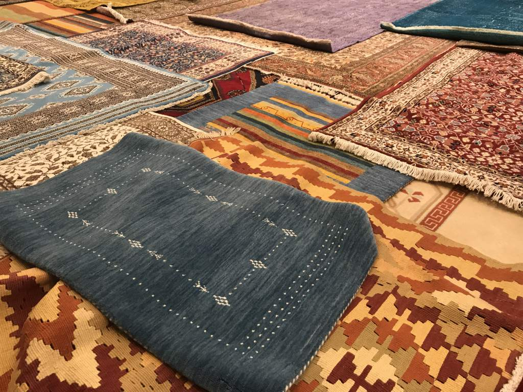 Carpets at Sentez Avanos Hal.