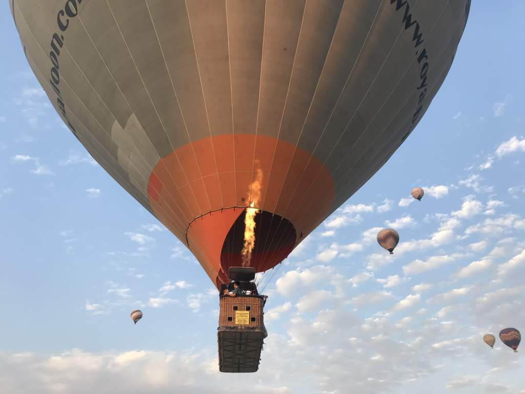 Cappadocia Hot Air Balloon Ride: What to Expect