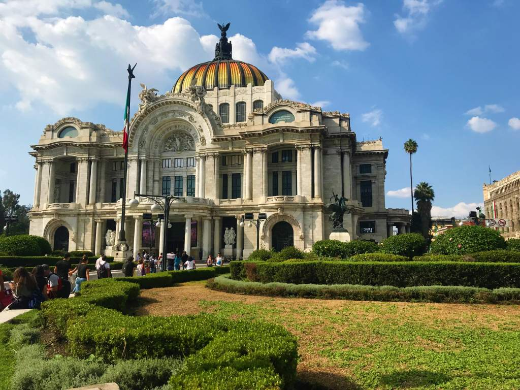 16 Wheelchair Accessible Things to do in Mexico City