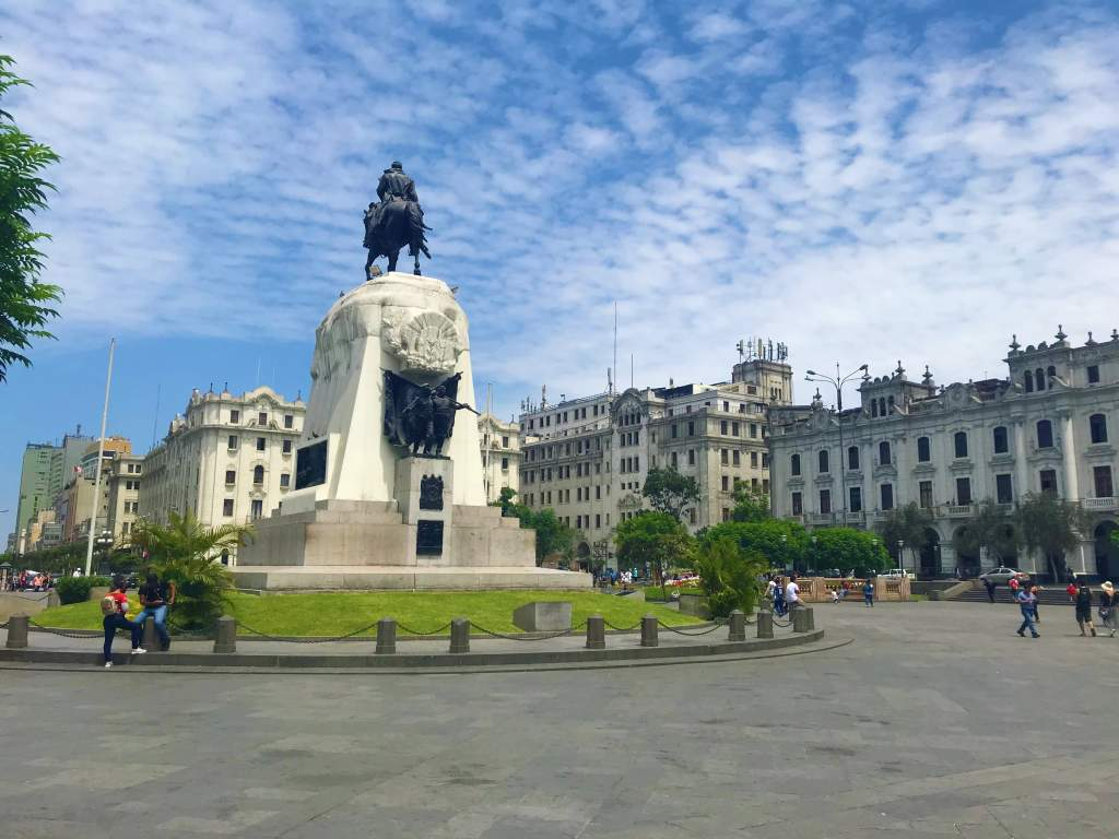 A Wheelchair User's Guide to Lima, Peru