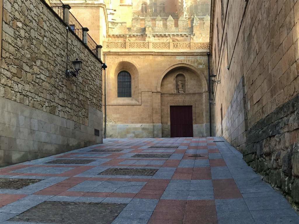 With its streets adapted to only having patches of cobblestone for show, Salamanca is an excellent day trip to take from Madrid.