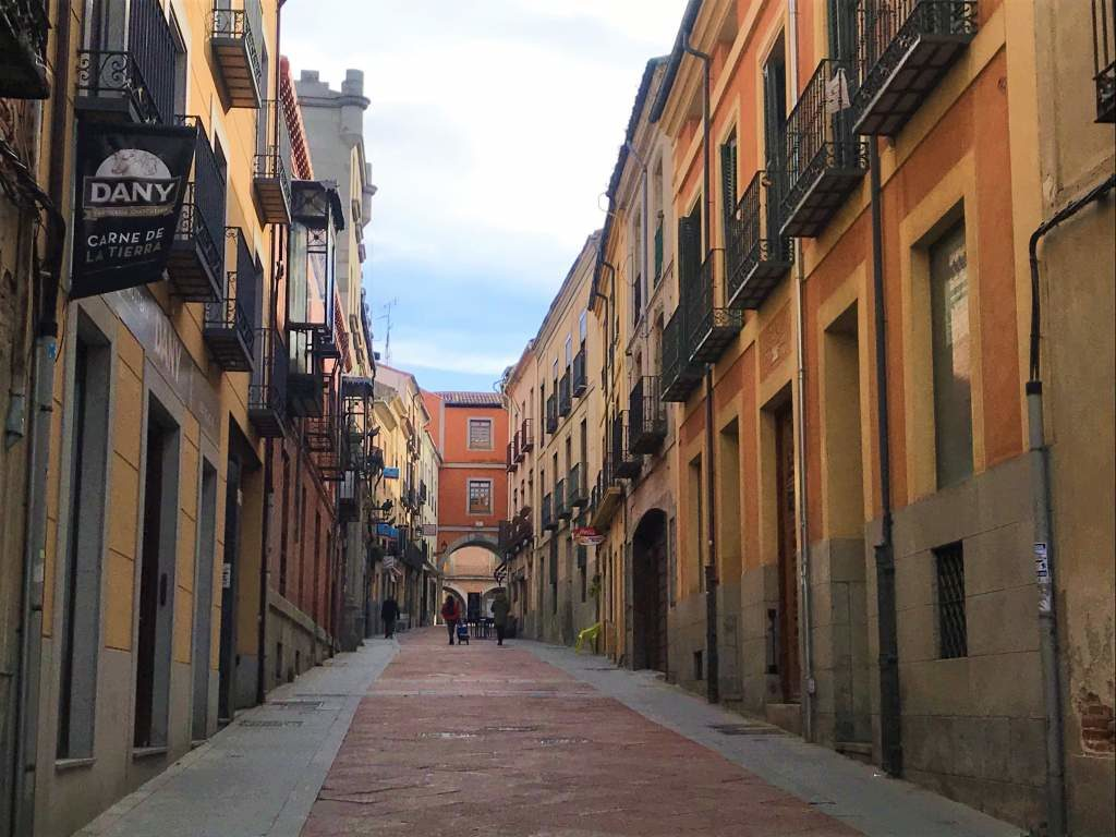 Ávila is a great wheelchair accessible day trip from Madrid due to its flat streets without cobblestone.