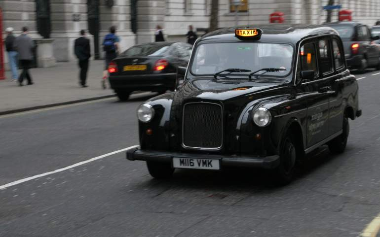 The Buzz About Wheelchair Accessible Taxis in London