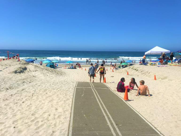 9 Wheelchair Accessible Beaches in San Diego