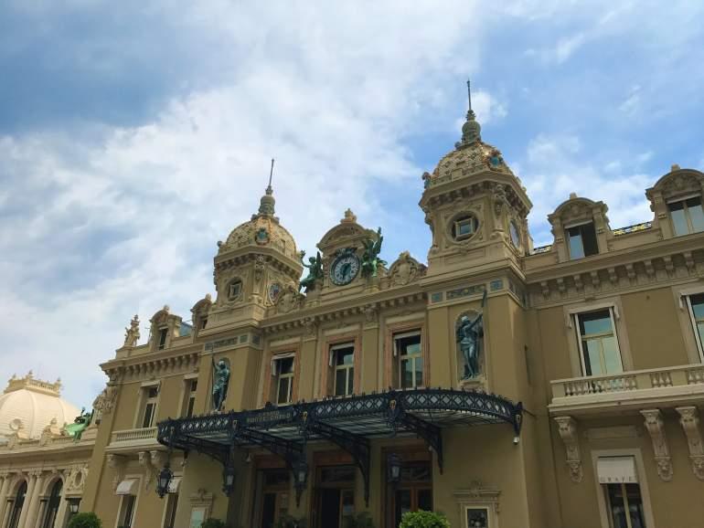 Casino de Monte-Carlo.