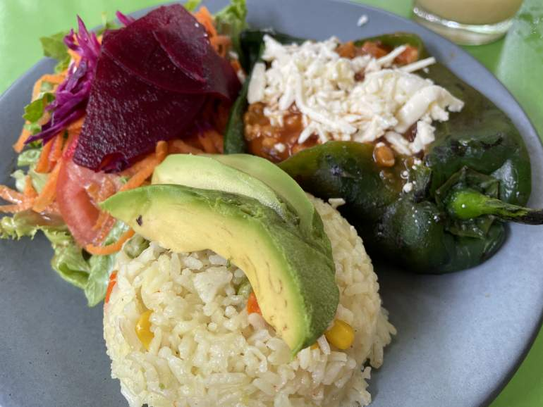 6 Vegetarian & Vegan Restaurants in Valladolid, Mexico