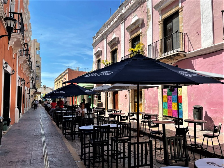 A Wheelchair User's Guide to Campeche, Mexico