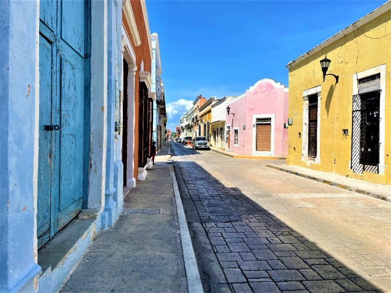 Campeche Day Trip from Merida: A DIY Guide